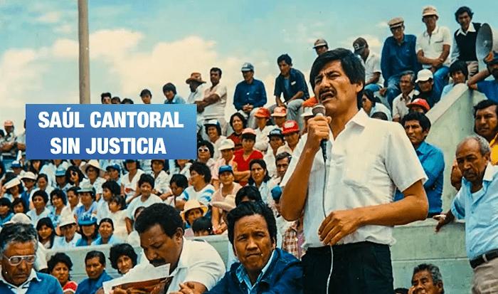 Saúl Cantoral Huamaní