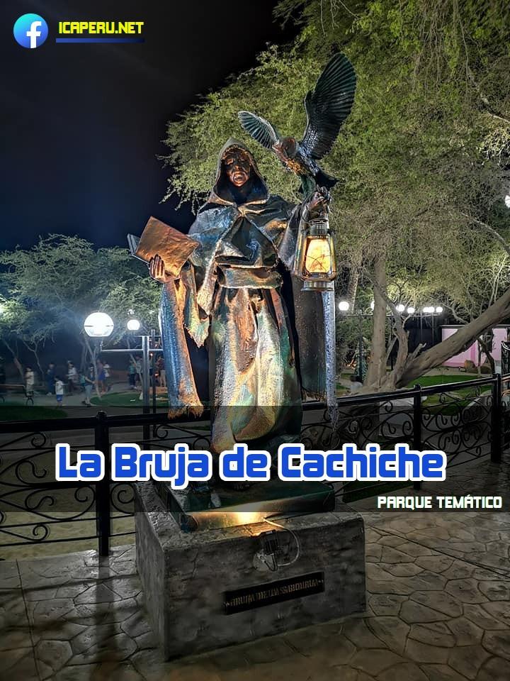 PARQUE TEMÁTICO - LAS BRUJAS DE CACHICHE | TURISMO EN ICA PERÚ