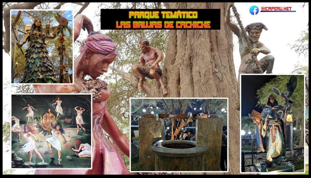 Galería de Imágenes de Parque Temático Las Brujas de Cachiche 🧙♀️