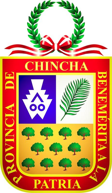 Escudo de la PROVINCIA DE CHINCHA