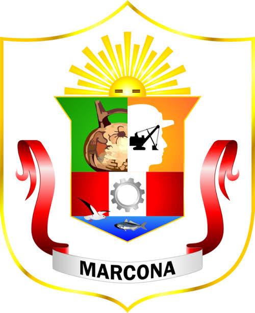 Escudo del Distrito de Marcona