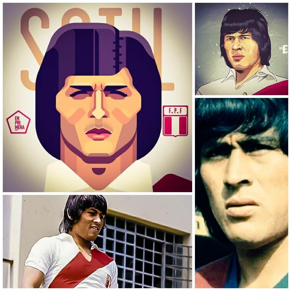 El CHOLO Sotil Futbolista Peruano