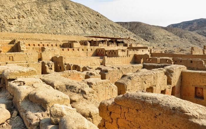 Culturas Desarrolladas en ICA - CULTURA CHINCHA